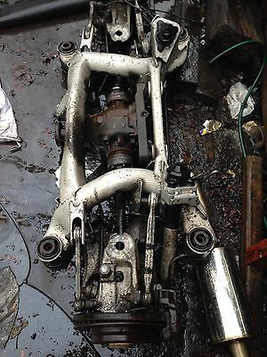 BMW 5 Series Estate e39 Complete Rear Sub Frame Drive Shaft Suspension
