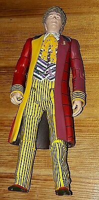 DOCTOR WHO Poseable Figure - 6th Doctor Colin Baker