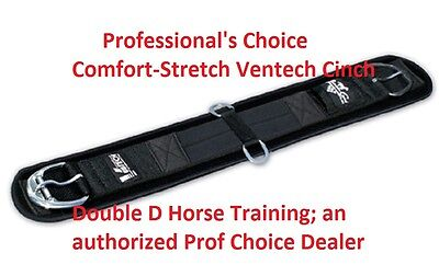 "Professional's Choice 34"" SMx VenTECH COMFORT STRETCH Western CINCH Prof Pro Blk"