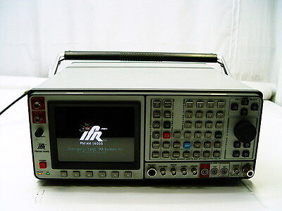 IFR FM/AM-1600S Communication Service Monitor