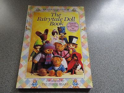 The Fairytale Doll Book By Valerie Janitch