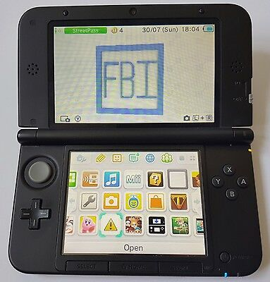 Nintendo 3DS XL Silver Console with Luma CFW (A9LH) + 64GB SD Card + More!