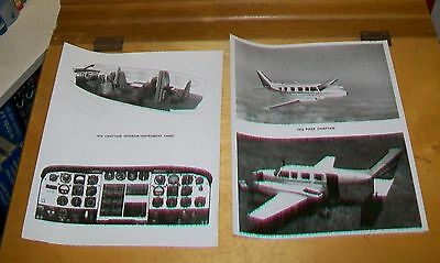 Piper Chieftain  1978 Piper Aircraft Official Press Photographs (2)