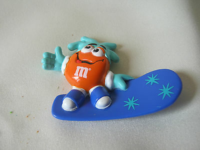 M&ms Happy Orange Surfer