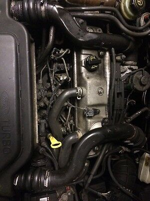 Mk1 Ford Focus 1.8 Tdci Complete Engine With Pump And Injectors Transit Connect