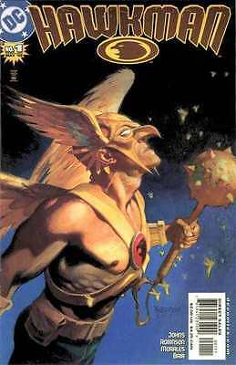 Hawkman (2002 series) #1 in Near Mint condition. FREE bag/board