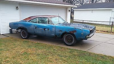 1968 Dodge Charger  1968 Dodge Charger 383 4 bbl auto