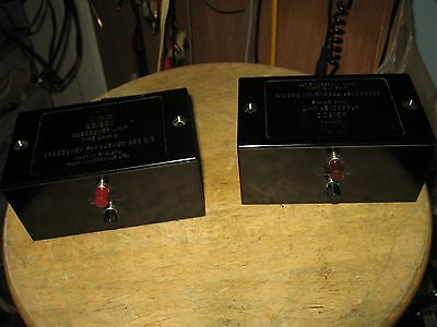 Vintage Wharfedale QS/800 Crossover Networks (2)
