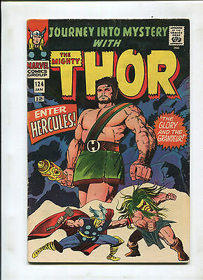 Journey Into Mystery #124 (6.0) Hercules Cover