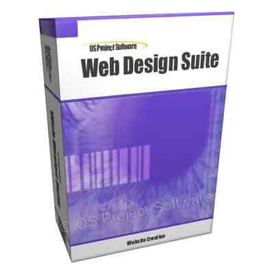 Professional Website Design CSS HTML Editor Edit Web Page Authoring App Software