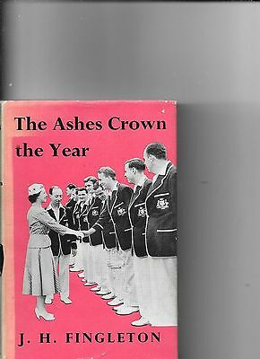 The Ashes Crown the Year 1953