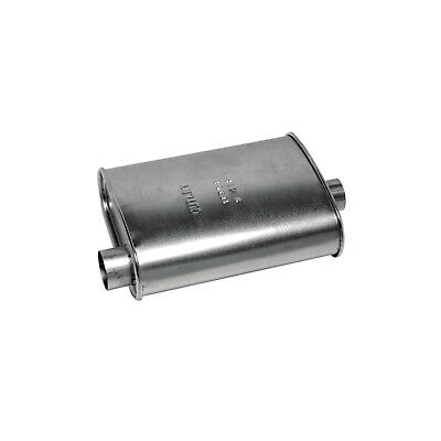 Exhaust Muffler-SoundFX Universal Muffler Rear Walker 17816