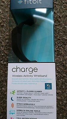 Fitbit Charge HR, heart rate + activity wristband