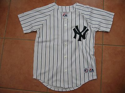 Kid's New York Yankies Baseball Jersey (Rodriguez 13) Size Small Hardly Worn