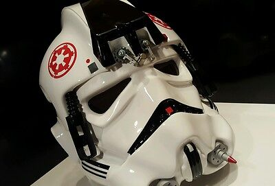 Star Wars AT AT Driver Helmet (Not Stormtrooper)