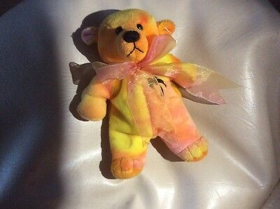Planet Plush SUNNY THE FLORIDA BEAR. 1999 VGC