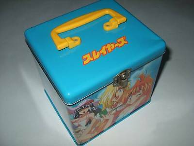 Slayers 1st TV series DVD-BOX 8 DVD with Can case +Booklet + extra! Japan import