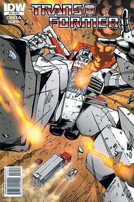 Transformers (2009 series) #10 in Near Mint + condition. FREE bag/board