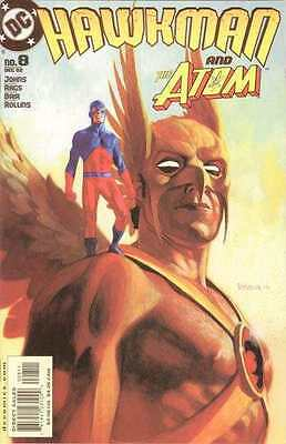 Hawkman (2002 series) #8 in Near Mint condition. FREE bag/board