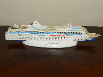 Royal Caribbean Radiance Of The Seas Ship Model Cruise Liner