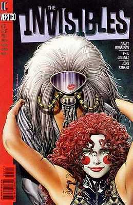 Invisibles (1997 series) #3 in Near Mint condition. FREE bag/board