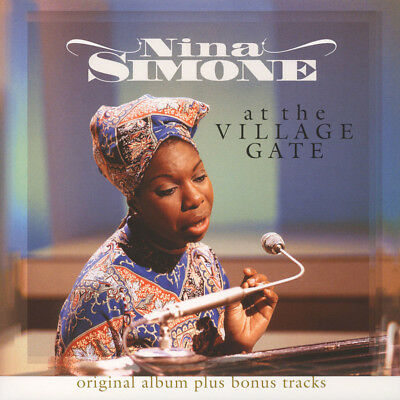 Nina Simone - At The Village Gate (Vinyl LP - 1962 - EU - Reissue)
