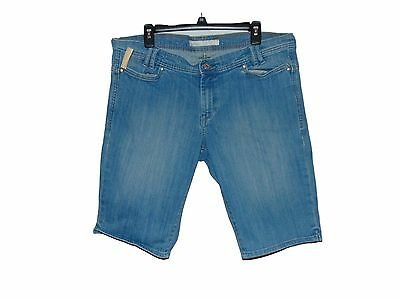 Pre Owned Old Navy Denim Jean Shorts Size 16 Lowest Rise