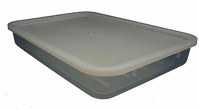 15 X 2.5LT Plastic Storage Tubs Container Strong Crate Bin Crates Box Boxes 2.5L