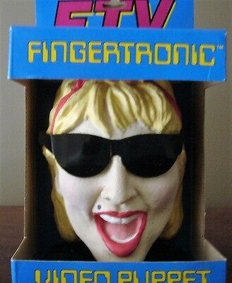 Madonna Face Puppet Toy - VERY RARE!