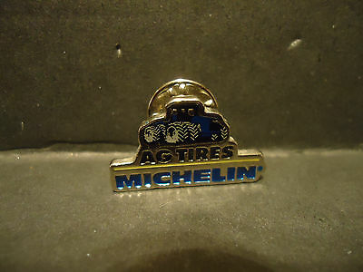 Michelin AG Tires Farm Tractor Advertising Lapel Hat Pin