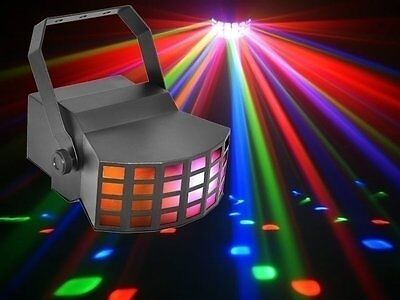 Light Emotion LED DERBY DJ Disco Party Lighting Effect with 9W LED x 2.