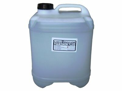 Snow and Foam Fluid 20 Litre Light Emotion for snow and foam machines