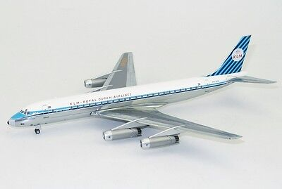 Aeoclassics AC2KLM001 KLM Douglas DC-8-32 PH-DCA Diecast Model 1/200 AM Airplane