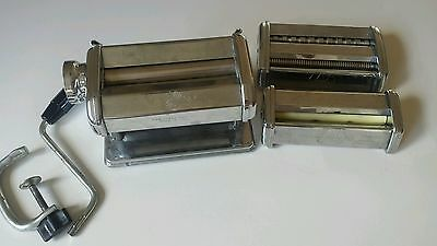 MARCATO ATLAS 150 stainless steel pasta maker made in Italy