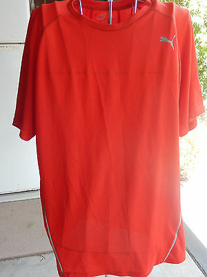 Puma Men's Running T Shirt XL