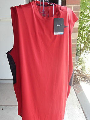 Nike Dri-Fit  Men's Tank Top XXL  RRP $44.99 New