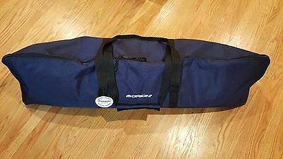 Orion 15164 47x11x14  Inches Padded Telescope Case Navy