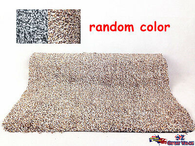 50x80cm Jumbo Amazing Doormat Clean Step Non Slip Mat Rug Entry Carpet 019402