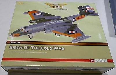 Corgi The Aviation Archive 1:72 scale AA34703 Canberra B.2-WH911