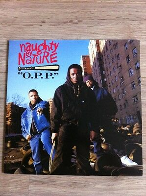 """Naughty By Nature - O.p.p. 12"""""""