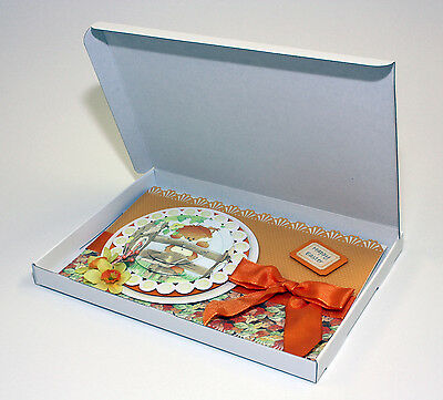 100 A5 Postal / Postage/ Protection Greeting Card Boxes for Cardmakers