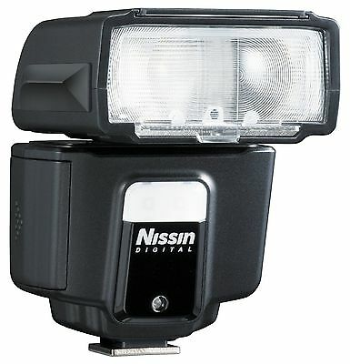 Nissin i40S Flash (Black) - For Sony - Brand New - Fast Shipping!