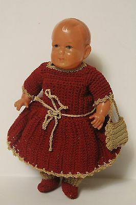 Antique Doll 30 g - Old Germany