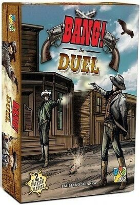 Bang The Duel Board Game Family Game - Brand New - Sealed