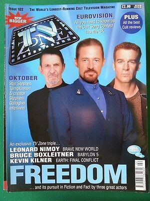 TV Zone 1998 May Issue 102