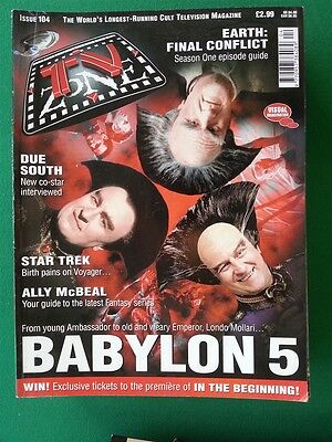 TV Zone 1998 July Issue 104