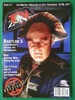TV Zone 1996 April Issue 77