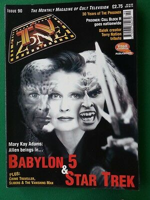 TV Zone 1997 May Issue 90
