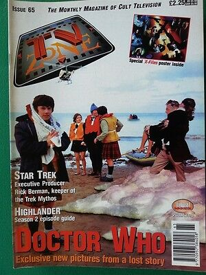 TV Zone 1995 April Issue 65
