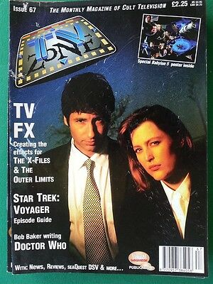 TV Zone 1995 June Issue 67